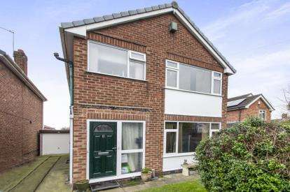 3 Bedrooms Detached House for sale in Dalton Close, Stapleford, Nottingham