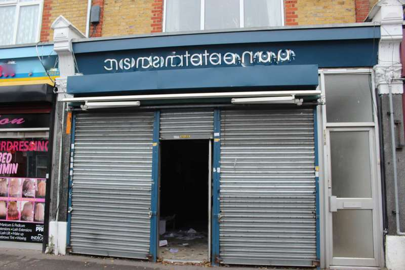 Retail Property (high Street) Commercial for sale in Francis Road, London