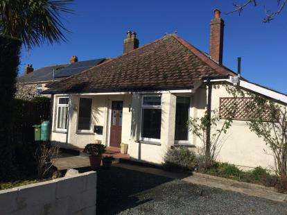 3 Bedrooms Bungalow for sale in Near Padstow, Cornwall