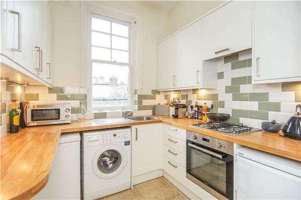 2 Bedrooms Flat for sale in Swaffield Road, LONDON, SW18 3AH