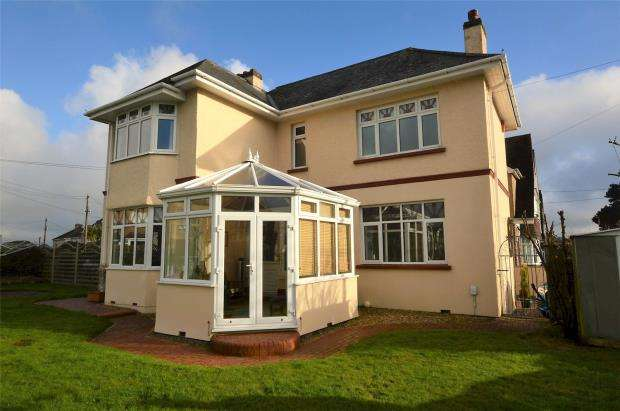 3 Bedrooms Detached House for sale in Plymbridge Road, Plympton, Plymouth, Devon
