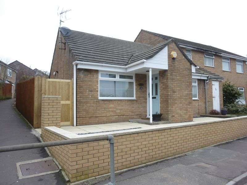 2 Bedrooms Semi Detached Bungalow for sale in Green Park, Talbot Green, CF72 8RB