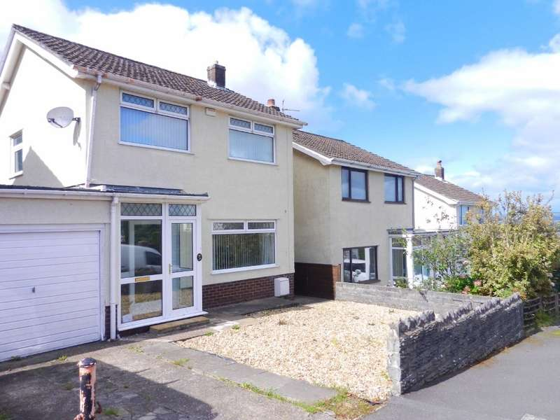 3 Bedrooms Detached House for sale in Ael Y Bryn, Penclawdd, Swansea