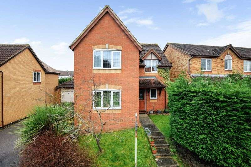 4 Bedrooms Detached House for sale in Faraday Close, NN5 4AE