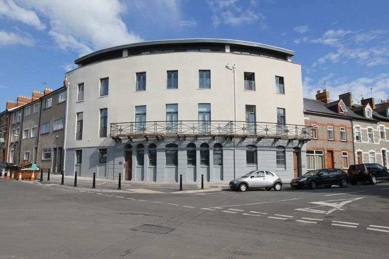 1 Bedroom Flat for sale in The Royal, Queens Road, Penarth