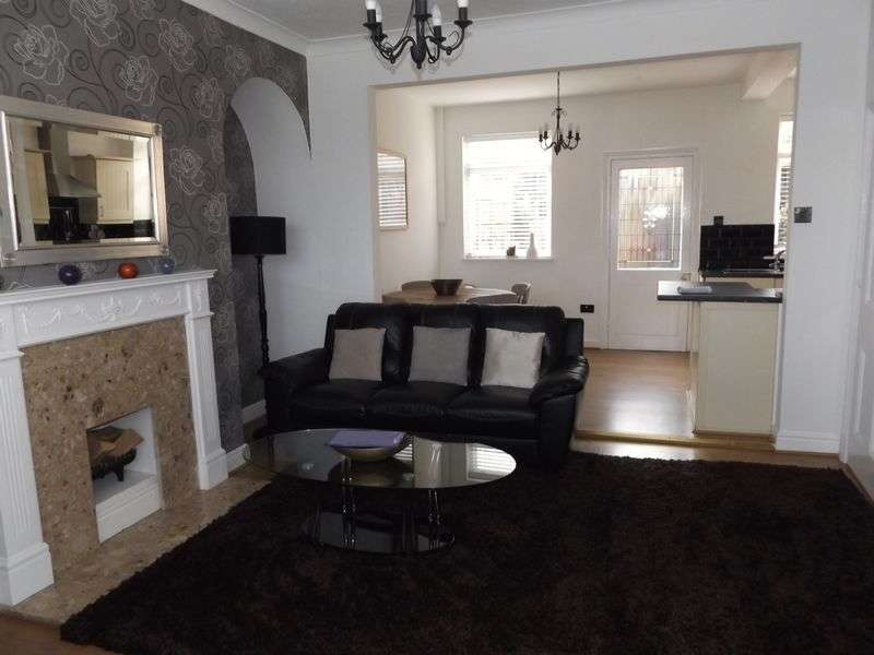 2 Bedrooms Terraced House for sale in Railway Cottages, Eaglescliffe