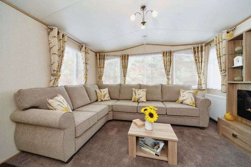 2 Bedrooms Property for sale in Boothfield Caravan Park, Pilling Lane, Preesall, Blackpool, Lancashire, FY6 0HB