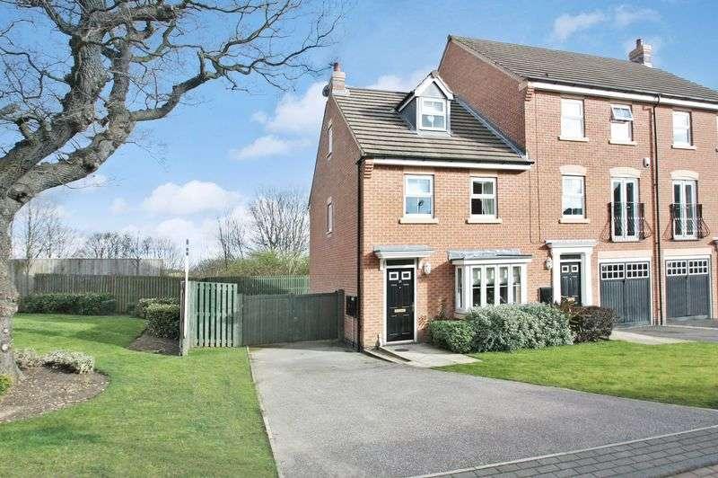 3 Bedrooms House for sale in Ebberton Close, Hemsworth
