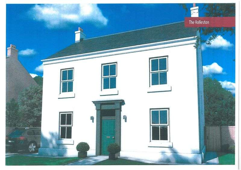 4 Bedrooms Detached House for sale in Plot 41 Rolleston Peacehaven, Willington