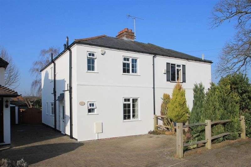 3 Bedrooms Semi Detached House for sale in Sandy Lane, Send