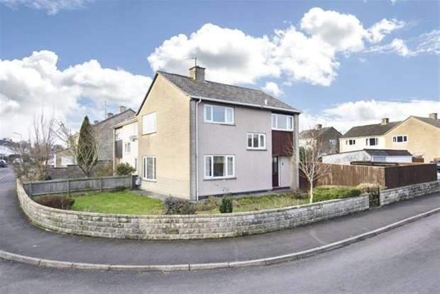 3 Bedrooms Semi Detached House for sale in Wynford Road, Frome