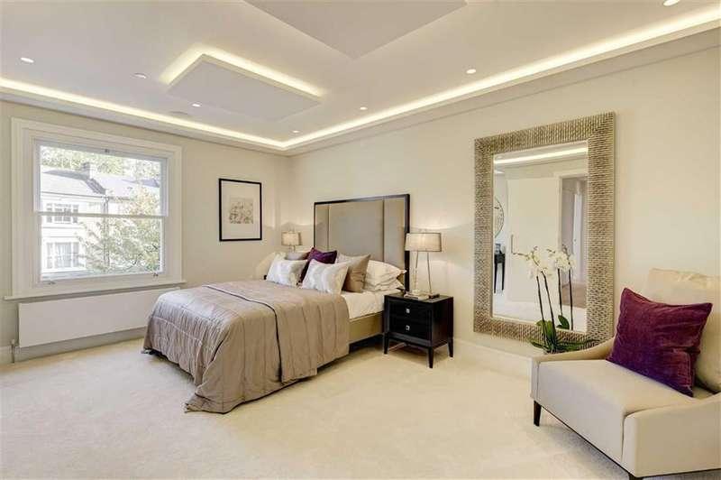 3 Bedrooms Property for sale in Warwick Gardens, Kensington, London, W14
