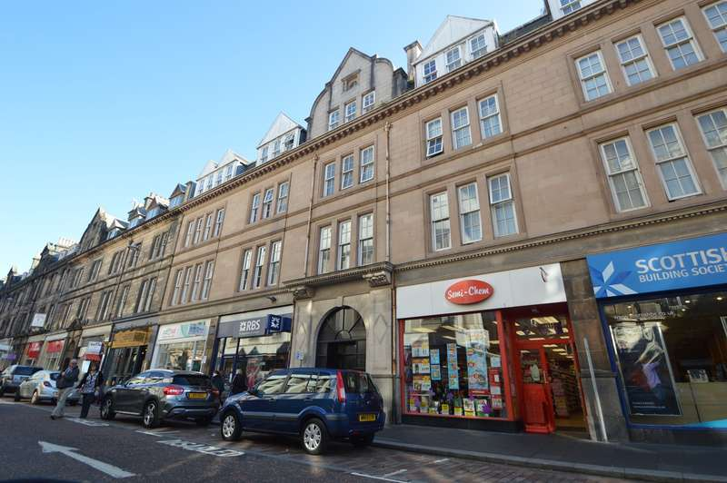1 Bedroom Flat for sale in Queensgate, Inverness, IV1