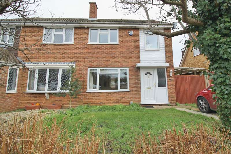 3 Bedrooms Semi Detached House for sale in Westbury Close, Hitchin, SG5