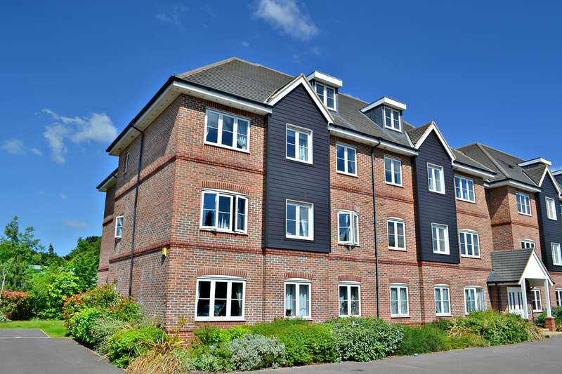 1 Bedroom Flat for sale in Cadwell Green, Cadwell Lane, HITCHIN, SG4