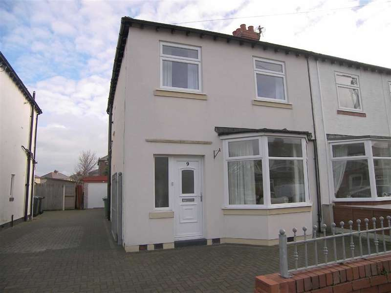 3 Bedrooms Property for sale in Dalton Street, Lytham St Annes, Lancashire
