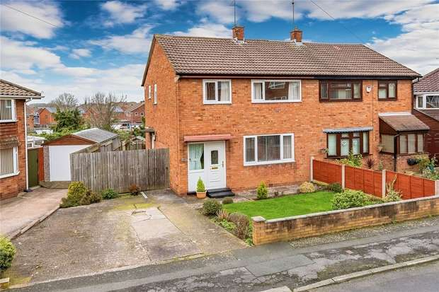 3 Bedrooms Semi Detached House for sale in 18 Weston Drive, Wellington, Telford, Shropshire