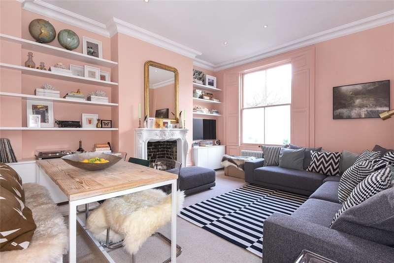 2 Bedrooms Flat for sale in Elmore Street, London, N1