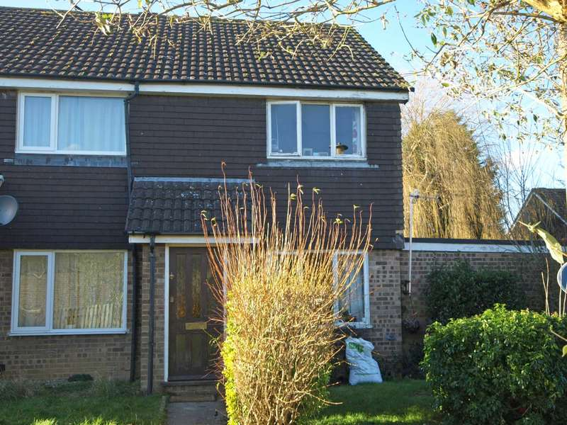 2 Bedrooms End Of Terrace House for sale in Teale Close, Upper Arncott