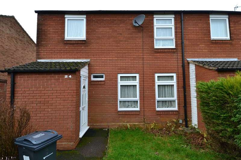 4 Bedrooms End Of Terrace House for sale in Caldy Walk, Rubery/Rednal, Birmingham