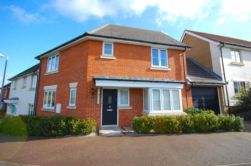 3 Bedrooms Link Detached House for sale in Waterson Vale, Chelmsford, CM2