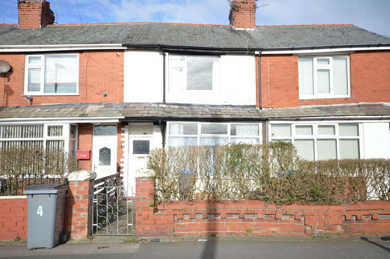 2 Bedrooms Terraced House for sale in Stanmore Avenue, South Shore