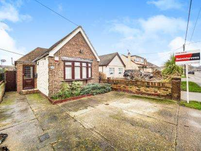 2 Bedrooms Bungalow for sale in Rainham, Essex