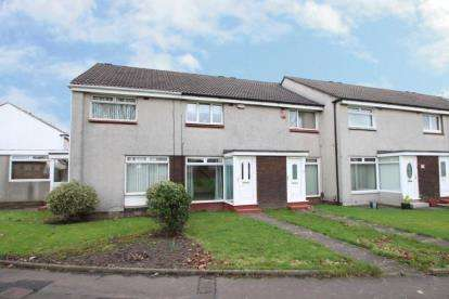 2 Bedrooms Terraced House for sale in Esk Avenue, Renfrew