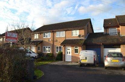 3 Bedrooms Semi Detached House for sale in School Lane, Quedgeley, Gloucester, Gloucestershire