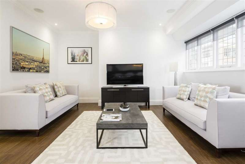 3 Bedrooms Flat for sale in 18 Mount Street, London