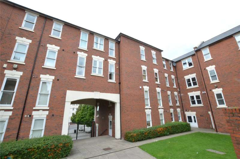 2 Bedrooms Apartment Flat for sale in Arch View Crescent, Liverpool, Merseyside, L1
