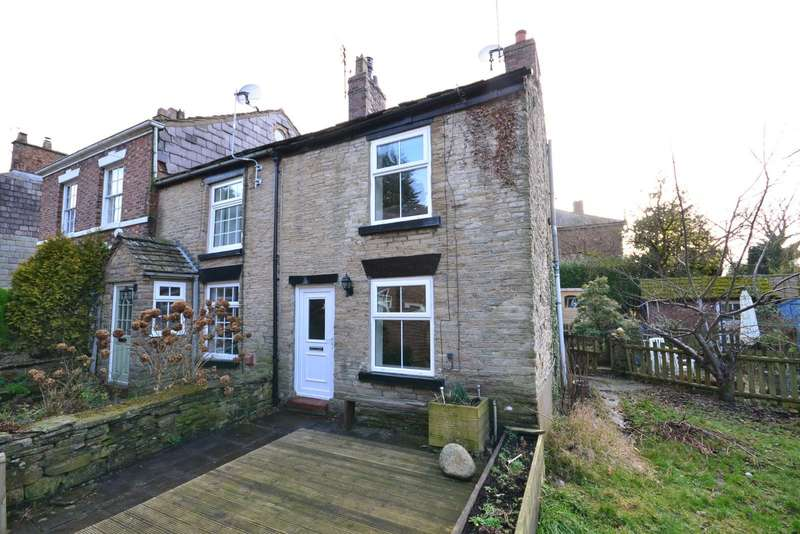 2 Bedrooms End Of Terrace House for sale in 249 Hurdsfield Road, Macclesfield, SK10