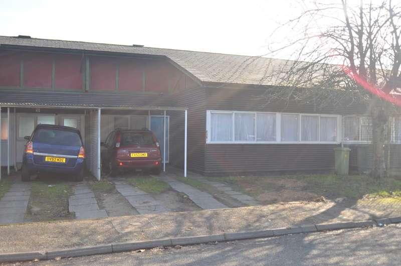3 Bedrooms Terraced House for sale in Dodkin, Milton Keynes