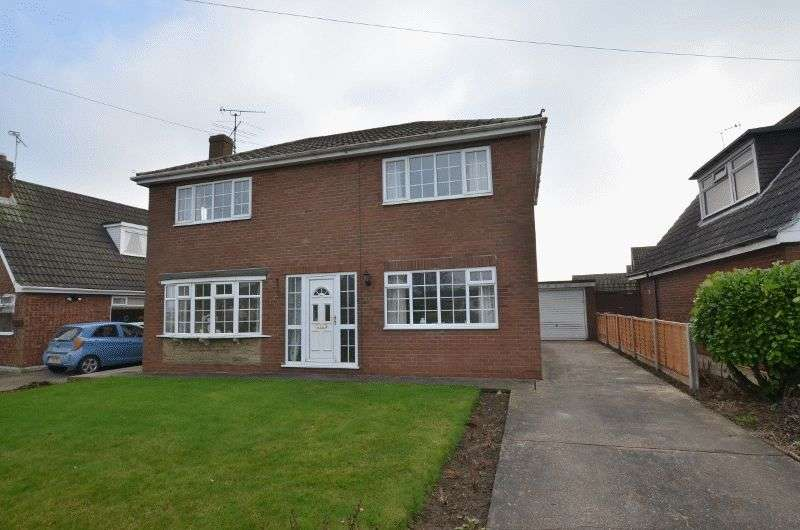 4 Bedrooms Detached House for sale in Darby Road, Burton Upon Stather, Scunthorpe