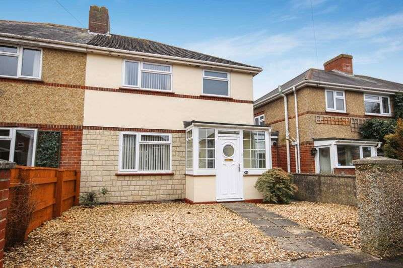3 Bedrooms Semi Detached House for sale in ROMAN ROAD, SALISBURY, SP2