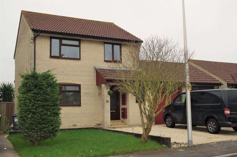 3 Bedrooms Detached House for sale in Lyddon Road, Weston-Super-Mare