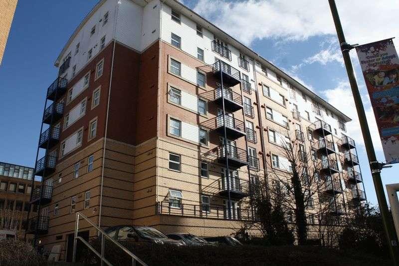 2 Bedrooms Flat for sale in Selden Hill, Hemel Hempstead