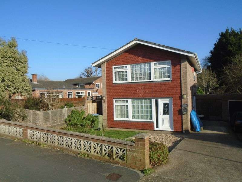 4 Bedrooms Detached House for sale in Arundel Drive, Fareham
