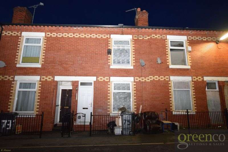 2 Bedrooms Terraced House for sale in Beverley Street, Manchester
