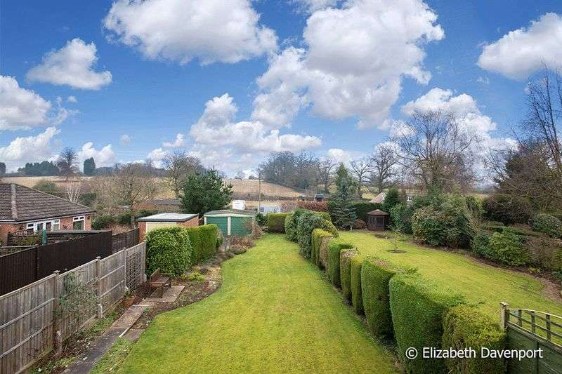 2 Bedrooms Semi Detached Bungalow for sale in Ramsay Crescent, Allesley Village