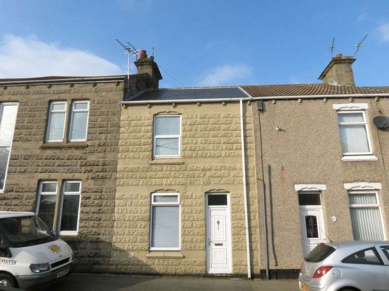 2 Bedrooms Terraced House for sale in Hardwick Street, Horden