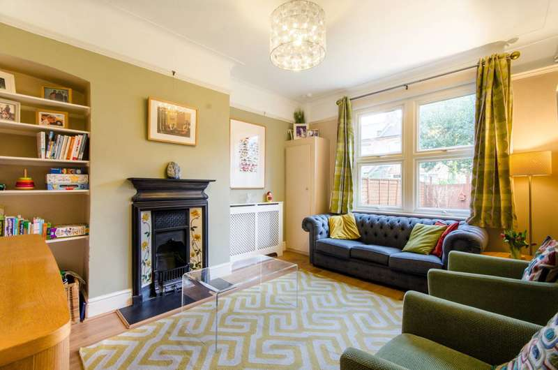3 Bedrooms House for sale in Russell Avenue, Wood Green, N22