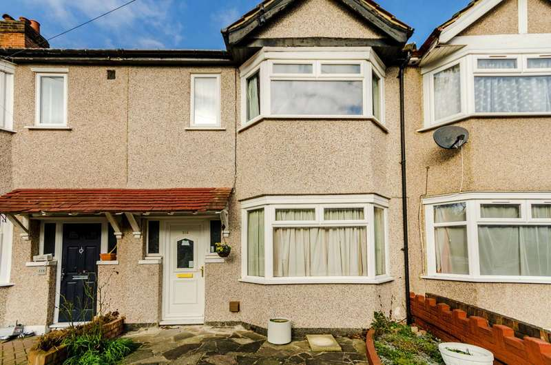 3 Bedrooms Terraced House for sale in Tennyson Avenue, New Malden, KT3