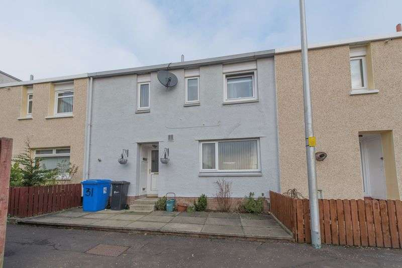 3 Bedrooms Terraced House for sale in Nelson Avenue, Livingston, EH54 6BY