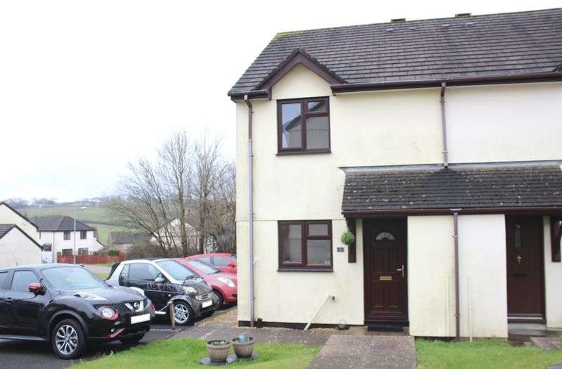 2 Bedrooms Terraced House for sale in Milch Park, Latchbrook, Saltash, Cornwall
