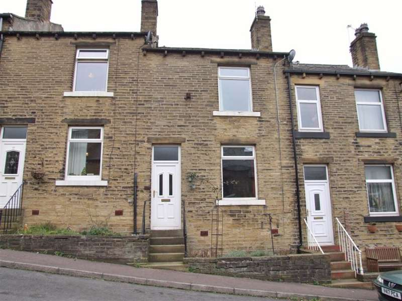 2 Bedrooms Terraced House for sale in Calder Avenue, Pye Nest, Halifax, HX2