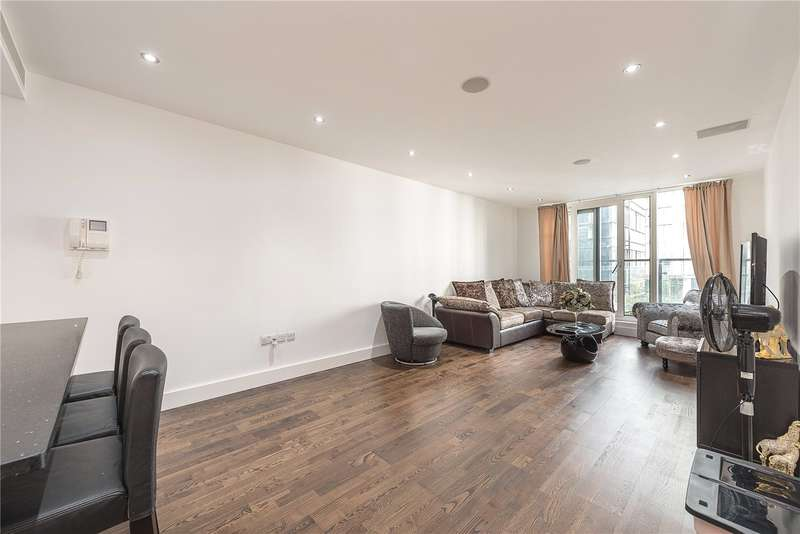 3 Bedrooms Flat for sale in Peninsula Apartments, Praed Street, London, W2