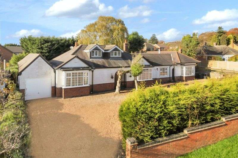 6 Bedrooms Detached House for sale in Station Lane, Scraptoft