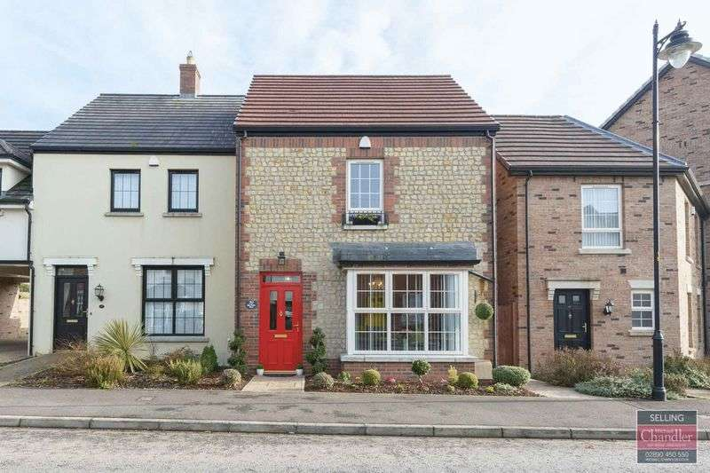 2 Bedrooms House for sale in 39 Lady Wallace Road, Lisburn, BT28 3WS
