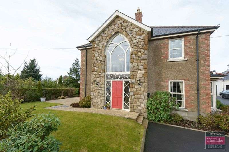 5 Bedrooms Detached House for sale in 1 Cherry Burn, Lisburn, BT27 5GE